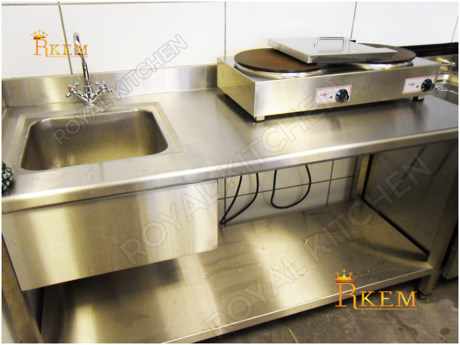 Royal Kitchen Equipment Manufacturing LLC   Products   Sinks